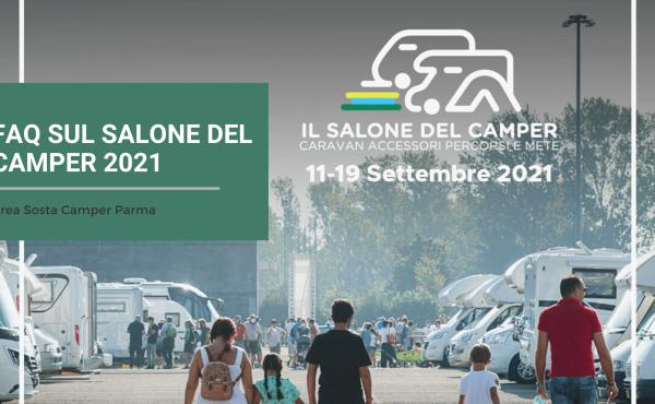 FAQ sul Salone del Camper 2021